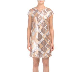 Dresses & Skirts - Metallic Sequin Dress